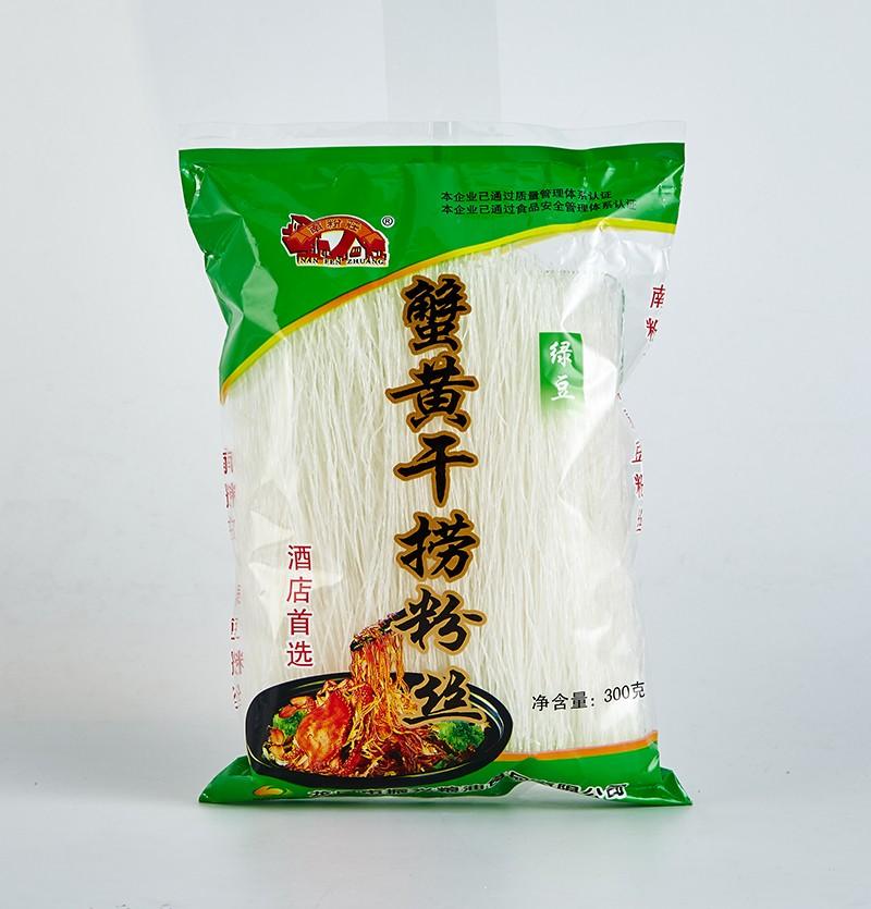 300g绿豆干捞粉丝